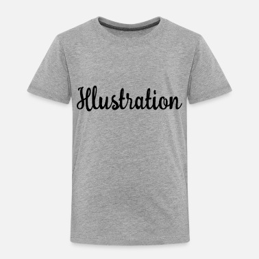 Illustration Illustration - Toddler Premium T-Shirt