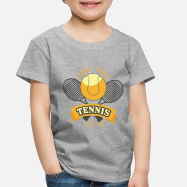 Sport Sport Racket - Toddler Premium T-Shirt
