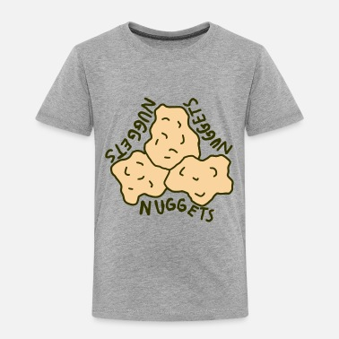 Nugget nuggets - Toddler Premium T-Shirt