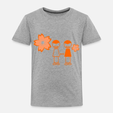 Couples Couple - Toddler Premium T-Shirt