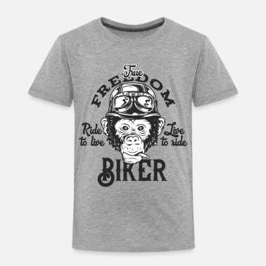 Set Monkey Set - Toddler Premium T-Shirt