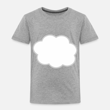 Cloud Cloud - Toddler Premium T-Shirt
