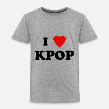 Kpop kpop - Toddler Premium T-Shirt