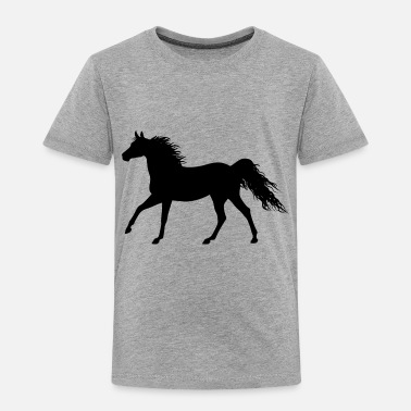 Horse the horse - Toddler Premium T-Shirt