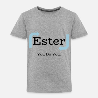 Shop Ester Baby & Toddler Shirts online | Spreadshirt