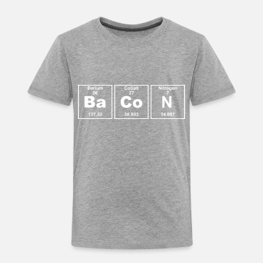 Bacon Bacon - Toddler Premium T-Shirt