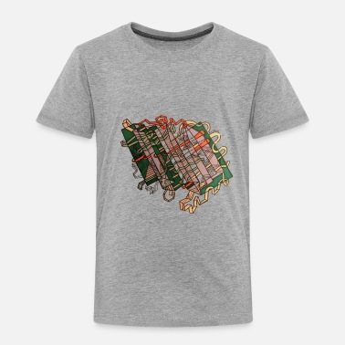 Paper Folded Paper - Toddler Premium T-Shirt