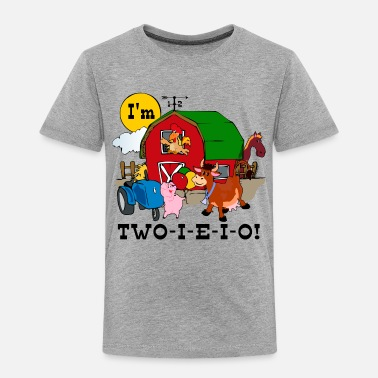 Bestseller TWO-I-E-I-O - Toddler Premium T-Shirt