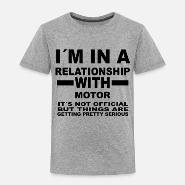Motor Sport relationship with MOTOR SPORTS - Toddler Premium T-Shirt