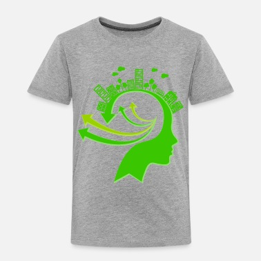 Ecology Ecology Concept Illustration - Toddler Premium T-Shirt