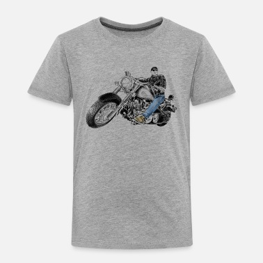 Chopper chopper - Toddler Premium T-Shirt