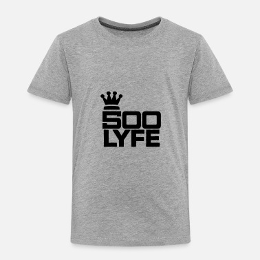 Series 500LYFE Series 2 - Toddler Premium T-Shirt