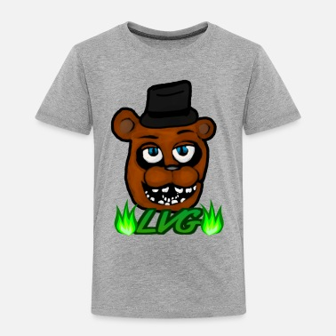 Freddy Fazbears Freddy Fazbear Official LordVictorGames Merch - Toddler Premium T-Shirt
