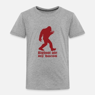 Bigfoot Bigfoot - Toddler Premium T-Shirt
