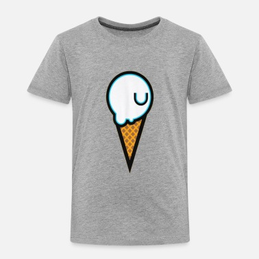 Ice Jahovas Ice Cream Tees - Toddler Premium T-Shirt