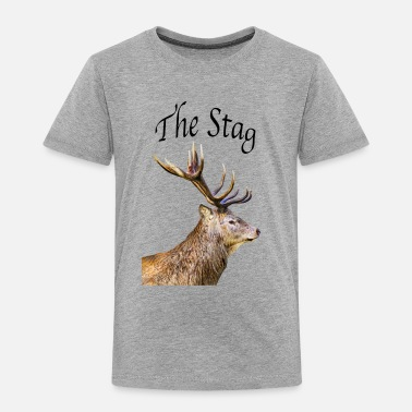 Stag Stag - Toddler Premium T-Shirt