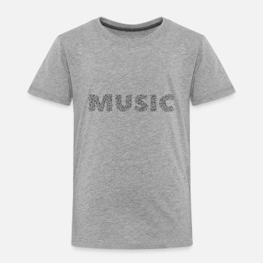 Abstract Music abstract Music - Toddler Premium T-Shirt