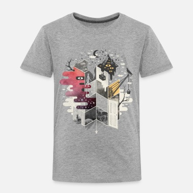 Jung At Heart - Toddler Premium T-Shirt