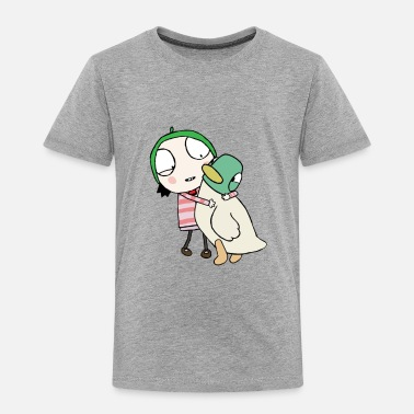 Duck Hugs - Toddler Premium T-Shirt