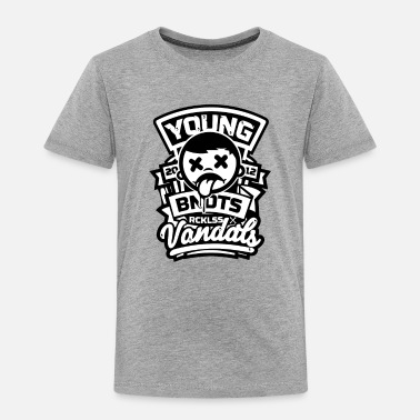 Young Persons Young - Toddler Premium T-Shirt