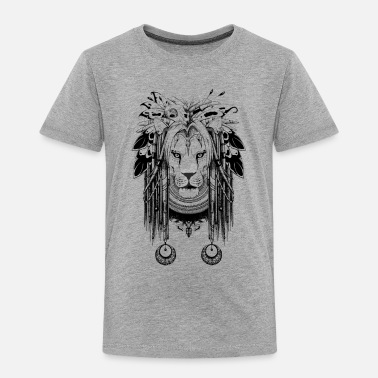 Shaman shaman lion - Toddler Premium T-Shirt