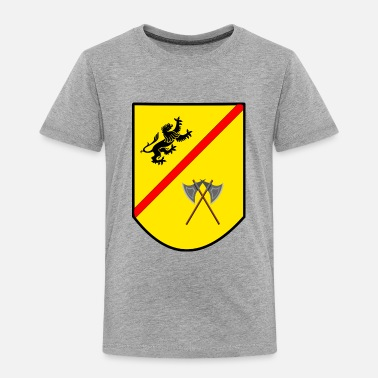 Coat Coat of arms - Toddler Premium T-Shirt