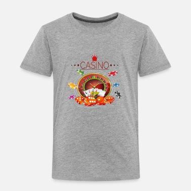 Casino Casino - Toddler Premium T-Shirt