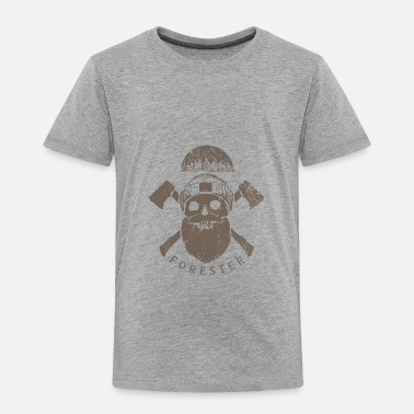 Forest Forester - Toddler Premium T-Shirt