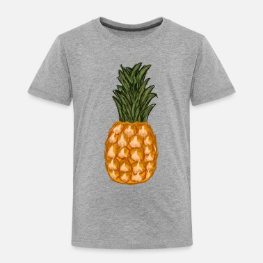 Pineapple pineapple - Toddler Premium T-Shirt