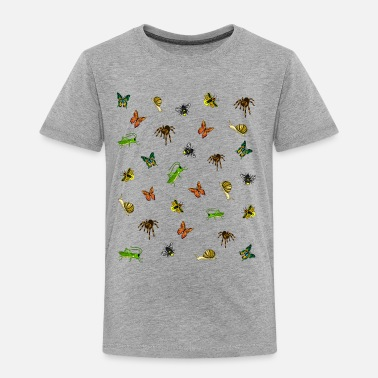 Insect Insects - Toddler Premium T-Shirt