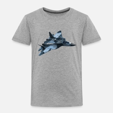 Fighter Fighter Sukhoi - Toddler Premium T-Shirt