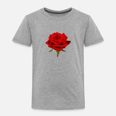 Rose A Rose is a Rose - Toddler Premium T-Shirt