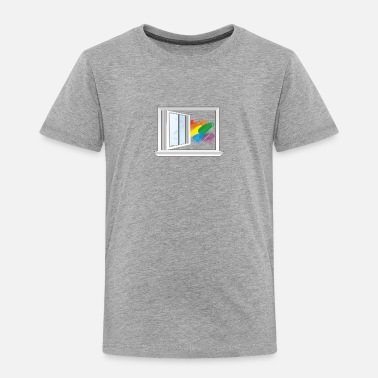 Windows window - Toddler Premium T-Shirt