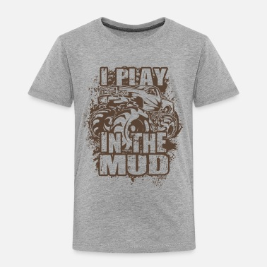 Mud Truck Mud Truck Freestyle - Toddler Premium T-Shirt