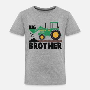 Big BIG BROTHER - Toddler Premium T-Shirt