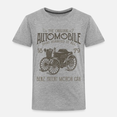 Automobile THE ORIGINAL AUTOMOBILE - Toddler Premium T-Shirt