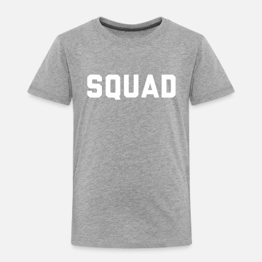 Wedding Party Squad Wedding Party - Toddler Premium T-Shirt