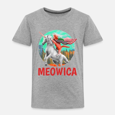 MEOWICA - Toddler Premium T-Shirt
