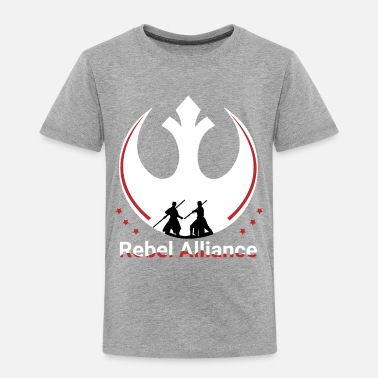 Rebel Star Wars Rebel Alliance - Toddler Premium T-Shirt