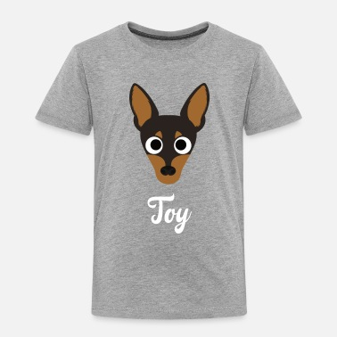 Toy Toy - Toy Terrier - Toddler Premium T-Shirt