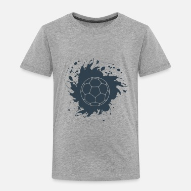 Soccer Ball Soccer Ball - Toddler Premium T-Shirt