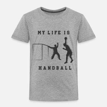 Handball Handball - Toddler Premium T-Shirt