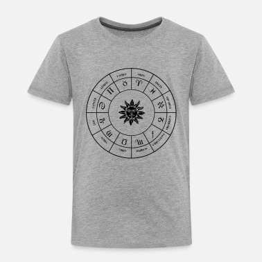 Sign Of Zodiac Zodiac Signs - Toddler Premium T-Shirt