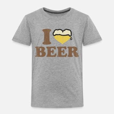 Beer-lover Beer Lover - Toddler Premium T-Shirt