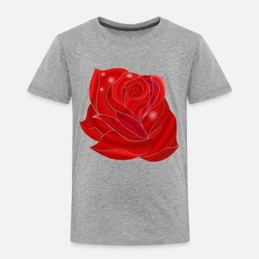 Rose Rose - Toddler Premium T-Shirt
