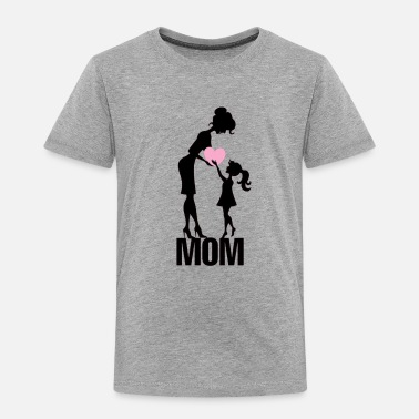 Mom To Be Mom - Toddler Premium T-Shirt