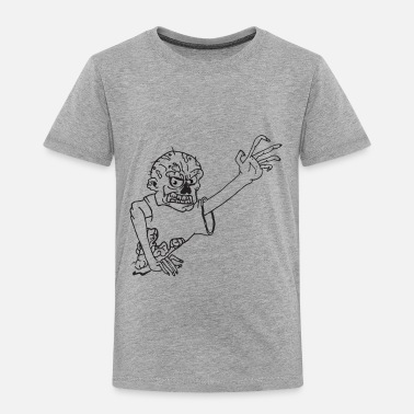 Undead undead - Toddler Premium T-Shirt