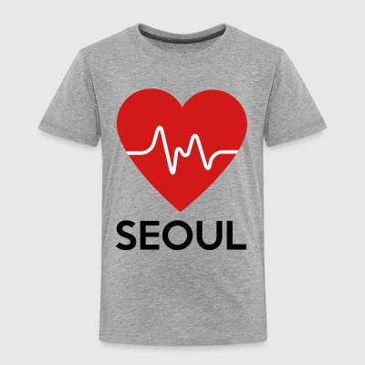 Heart Seoul - Toddler Premium T-Shirt