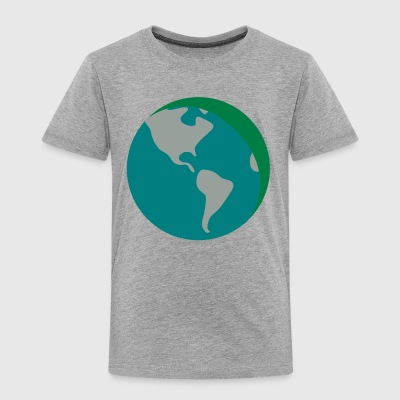 Earth - Toddler Premium T-Shirt