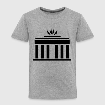 Brandenburg Gate - Toddler Premium T-Shirt